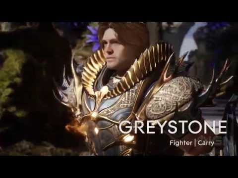 Paragon Official Greystone Gameplay Highlights Trailer