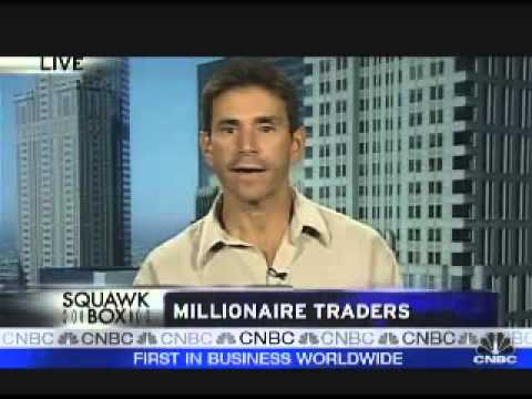 Millionaire forex trader in CNBC news