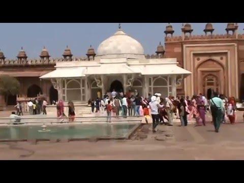Video Buland Darwaja of Fatehpur Sikri,Agra download in MP3, 3GP, MP4, WEBM, AVI, FLV January 2017