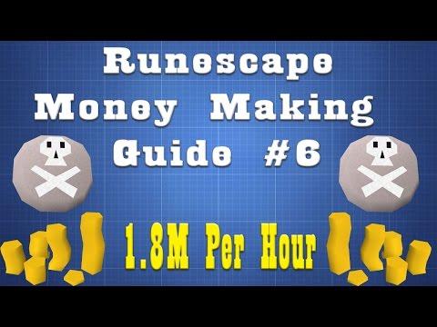 1.8M Per Hour!! Easy money, Low Requirements!! [07 Runescape] Episode 6 (видео)