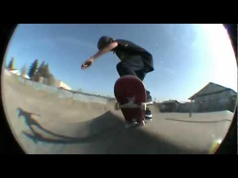 Austin Thongvivong Skatepark Edit