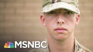 """In a series of tweets, Trump announces that the military won't allow """"transgender individuals to serve in any capacity in the U.S. military."""" » Subscribe to MSNBC: ..."""