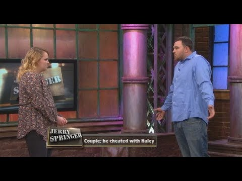 Video I Cheated At The Wedding (The Jerry Springer Show) download in MP3, 3GP, MP4, WEBM, AVI, FLV January 2017