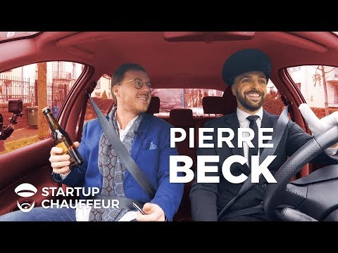 Startup Chauffeur Episode 10  - Pierre Beck