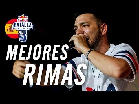Las MEJORES RIMAS de la RED BULL ESPAÑA 2019 - ¡HISTÓRICO!   Batalla De Los Gallos (Freestyle Rap)