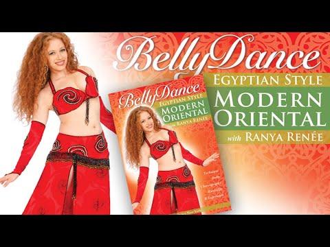 Belly dance Egyptian Style: Modern Oriental, by Ranya Renée instant video / DVD