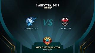 TJ vs TRX - Неделя 6 День 2 Игра 1 / LCL