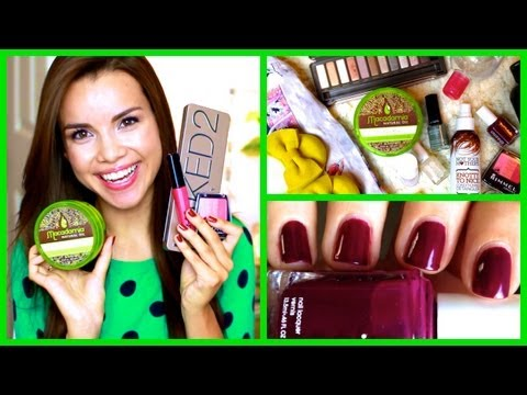 monthly favorites - My beauty and fashion favorites for September 2012! ♥ Watch my last video! http://youtu.be/V1HGQ1_ISL0 Check out the SUPER collab music video! http://youtu.b...
