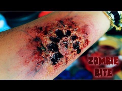 Tutoriel SFX : Morsure de zombie