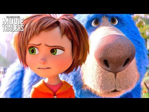 WONDER PARK Trailer NEW (2019) - Animated Adventure Comedy Movie