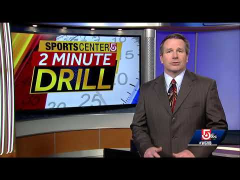 2 Minute Drill: Inspired by the runners of the Boston Marathon