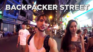 Ho Chi Minh City Vietnam  City new picture : Vietnam's Crazy Backpacker Party Street | Bui Vien, Ho Chi Minh City Nightlife