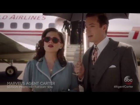 Marvel's Agent Carter 2.01 (Clip 'Flamingo')