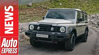 It's the new Ineos Grenadier! Definitely NOT the old Land Rover Defender by Auto Express