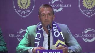 Orlando City SC Contrata a Jason Kreis como Director Técnico