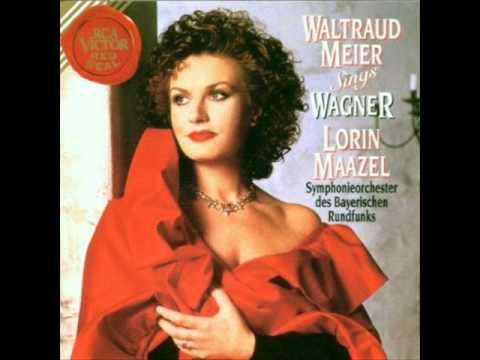 WAGNER - 'Götterdämmerung' - Höre mit Sinn was ich dir sage (Waltraud Meier)