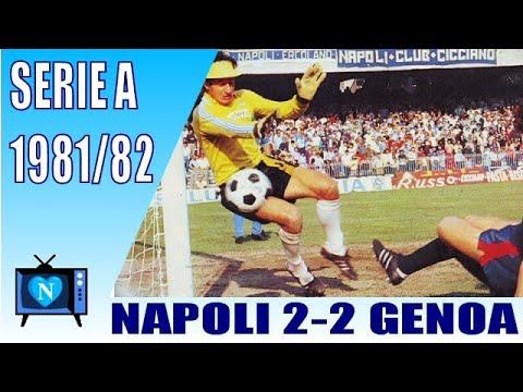 Napoli-Genoa 1982, la partita che segnò l'inizio di un'amicizia pluritrentennale