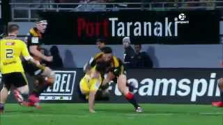 SUPER RUGBY: Hits of the 2015 Season! | Super Rugby Video