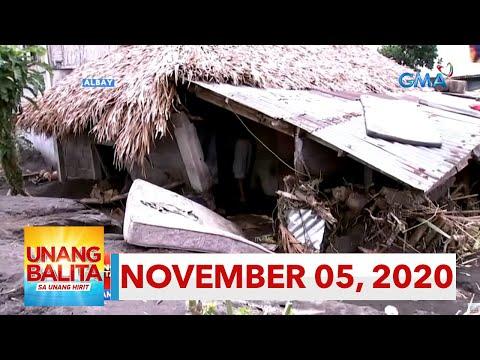 Unang Balita sa Unang Hirit: November 5, 2020 [HD]