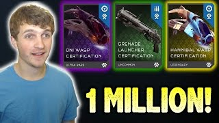 Download Lagu MONITOR'S BOUNTY REQ PACK OPENING! (1 Million Req Points!) Mp3