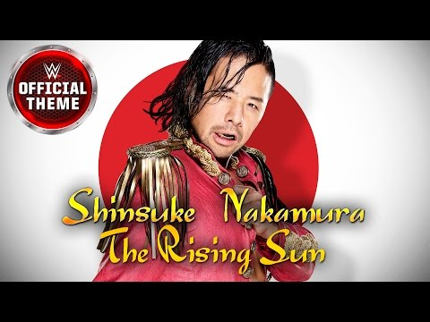 Shinsuke Nakamura - The Rising Sun (Entrance Theme)