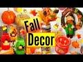 DIY Fall Room Decor 2015 - DIY Őszi Szoba dekoráció 2015
