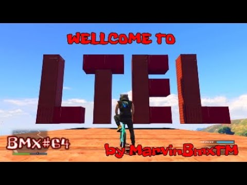 Hard BMX#64/ !-WELLCOME TO LTEL-! by MarvinBmxTM