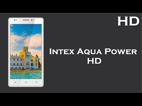 Intex Aqua Power HD price, specification, review 5.0