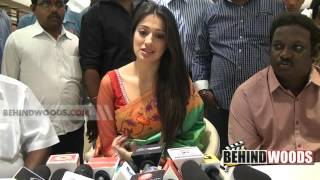 Lakshmi Rai at Shree Nikethan Pongal Festival Collections - BW