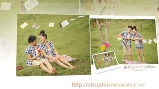 Album Hình Cưới đẹp Chụp Ngoại Cảnh HCM - Áo Cưới DLDUY