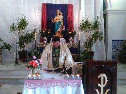 Misa de Jueves Santo- «La Cena del Señor».( Pozo del Camino )