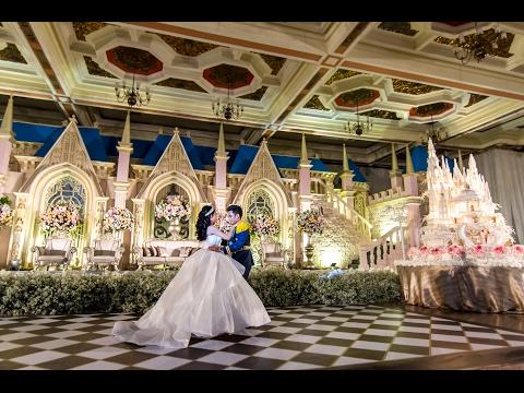 OUR OWN DISNEY WEDDING | NIKO RACHEL WEDDING (видео)