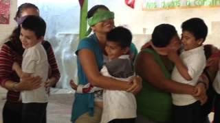 Taller de Abrazoterapia, en Jardin de Niños / Kinder Rosario Castellanos - Escuelas Publicas