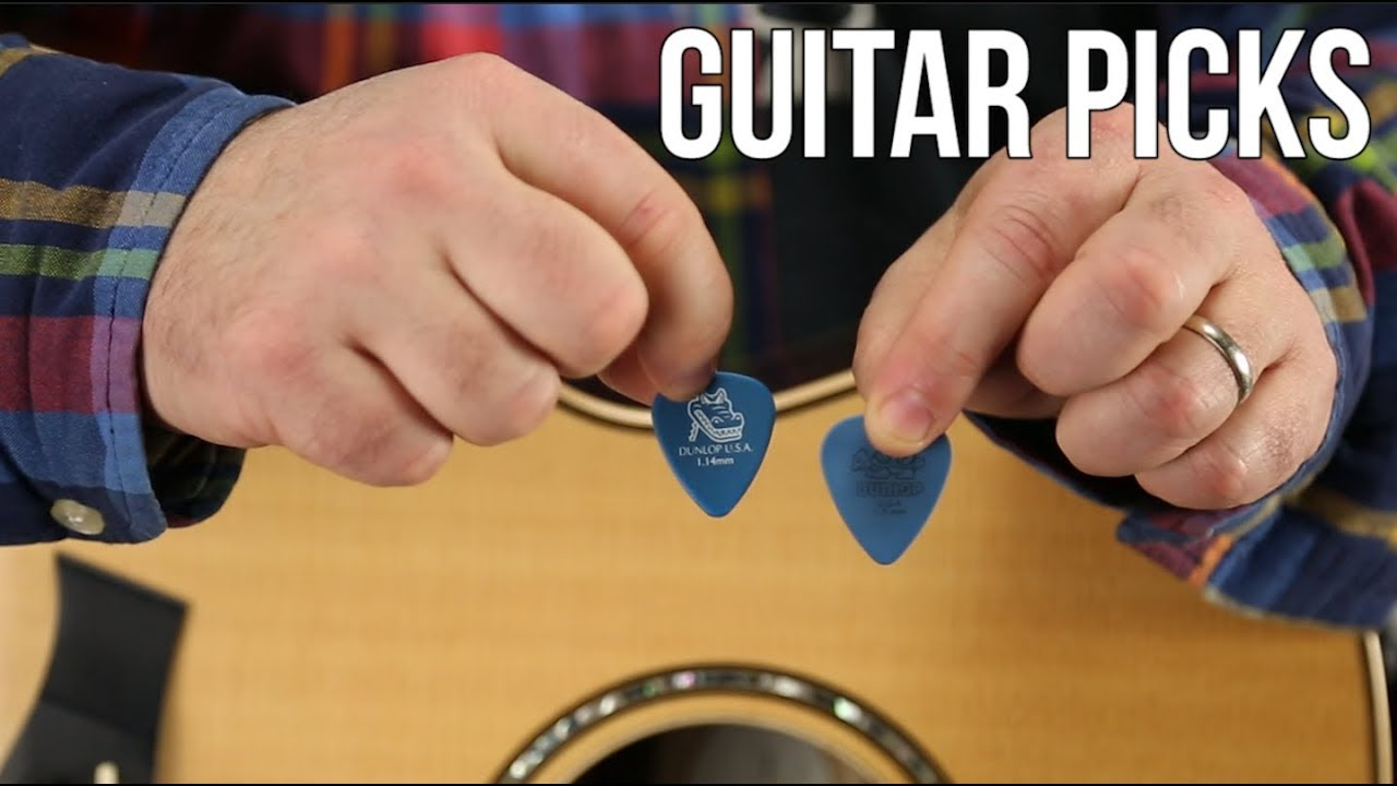 Guitar Picks – What Kind Should You Use?