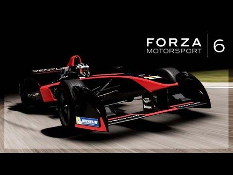 Forza 6 - Nightmare Challenge! (Formula E, Nurburgring at Night)
