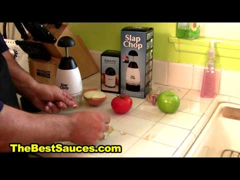 SLAP CHOP – Product Review