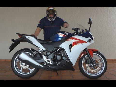 Review CBR250R 1 ano com a moto.