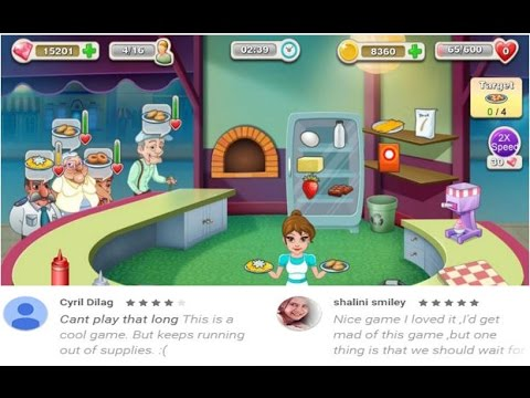 Let's Play Android Games - Kitchen Story