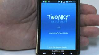 Twonky Mobile YouTube video