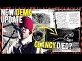 NEW DEMA WEBSITE Update ! / Clancy died?