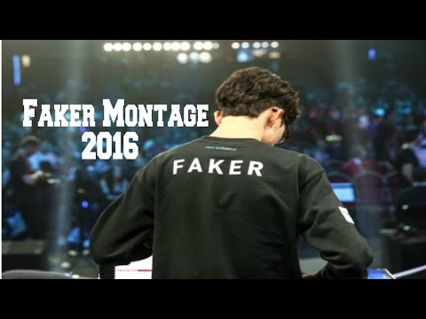Tổng hợp những pha montage của Faker trong 2016
