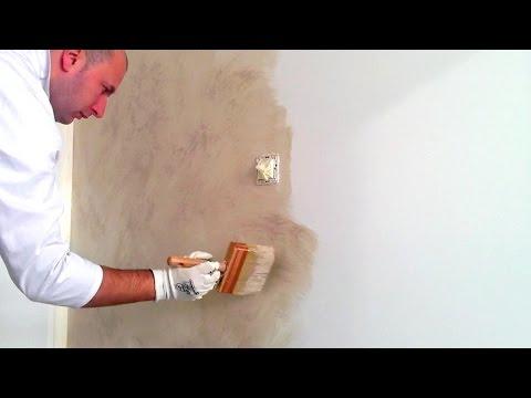 comment poser de la peinture a effet