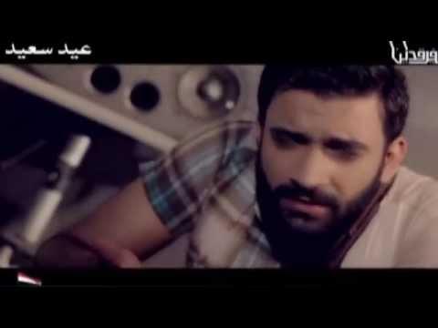 مصطفى الربيعي -كليب جننتني -2014 (النسخة الاصلية)