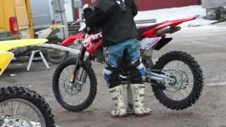 7. Aprilia MXV 450 test