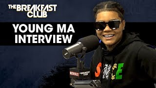 Young M.A Talks New Album, Relationships, Directing Adult Films + More