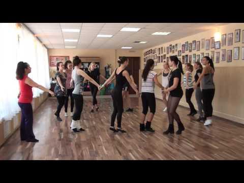 Ритмика и танец для детей 6-7 лет