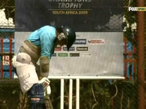 Muttiah Muralitharan's final Test match
