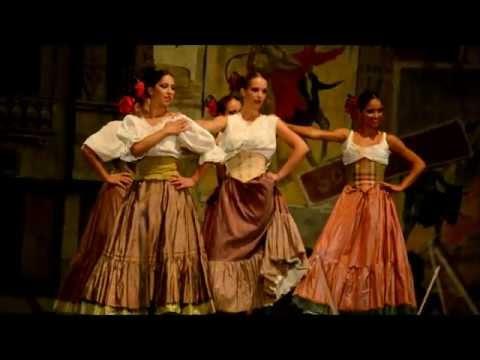 Carmen di G  Bizet   ballo a Siviglia
