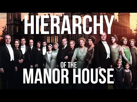 Downton Abbey: Hierarchy of the Manor House