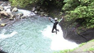 Wisata sekaligus olahraga? Kenapa engga? Cobain wisata olahraga canyoning. Wisata olahraga ini membawa kita menikmati alam dengan beragam aktivitas, seperti mendaki, menyusuri lembah, aliran air, meluncur dan melompat. Sportourism yang bikin nagih!